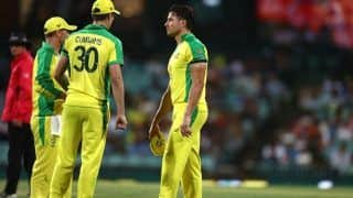 AUS vs IND: Marcus Stoinis Suffers Side Injury, in Doubt For 2nd ODI Against India | Reports