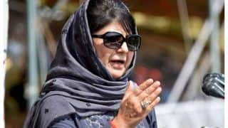 Mehbooba Mufti Clears Her Party's Agenda, Says PDP Wants J&K To Become Bridge of Peace Between India And Pakistan