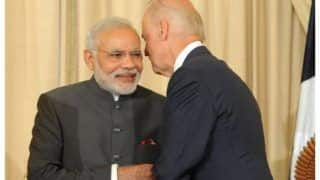 PM Narendra Modi Congratulates US President Joe Biden, Says Looking Forward To Work Together