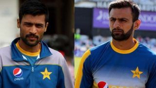 NZ vs PAK 2020: Pakistan Exclude Shoaib Malik, Mohammad Amir And Asad Shafiq From 35-member Squad For New Zealand Tour