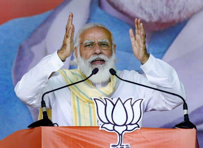 Are Any Relatives of Modi, Nitish in Parliament? PM Attacks Rahul-Tejashwi Over Dynastic Politics