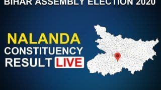 Nalanda Constituency Election Result: JDU's Shrawon Kumar Sweeps The Seat