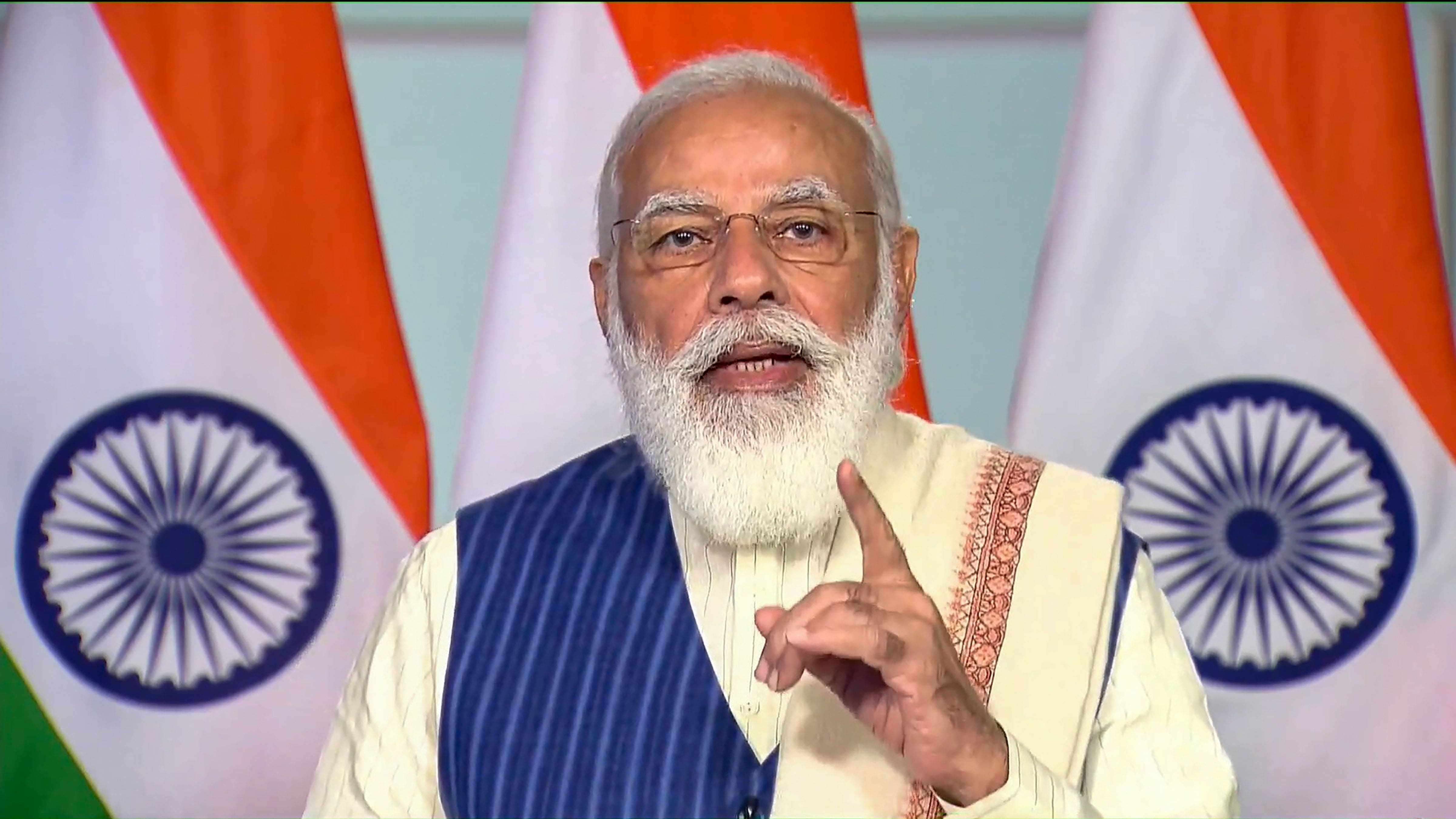 PM Modi to Review COVID Situation With CMs of 8 States Today: Here's What  To Expect