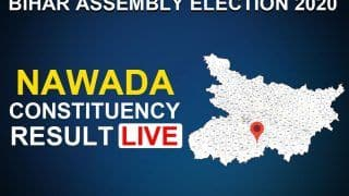 Nawada Assembly Constituency Result 2020 LIVE Updates: RJD's Bheema Devi Wins Defeating Independent Candidate Sharwan Kumarmbly Constituency Result 2020 LIVE Updates: RJD's Bheema Devi Leading Over JDU's Kaushal Yadav