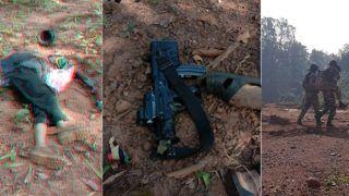 छत्तीसगढ़: पुलिस मुठभेड़ में 4 माओवादी ढेर, नक्सलियों के पास से बरामद इस हथियार ने उड़ाए होश