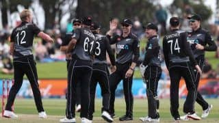 NZ vs WI Dream11 Team Prediction New Zealand vs West Indies T20I: Captain, Vice-captain, Fantasy Playing Tips, Probable XIs For Today's New Zealand vs West Indies 3rd T20I Match at Bay Oval, Mount Maunganui 11.30 AM IST November 30 Monday