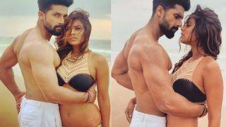 Nia Sharma ने रवि दुबे के साथ किया 'सिजलिंग' डांस, पत्नी सरगुन ने किया खास कमेंट...Video