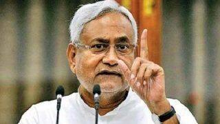 Share Clues With Cops But Don't Demoralise Them: Nitish Lashes Out at Media Over IndiGo Manager's Killing