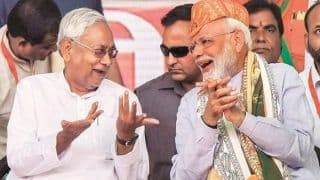 Bihar Election Results 2020: NDA Set to Form Govt Again After Close Contest Against Mahagathbandhan, Nitish Kumar to Return as CM