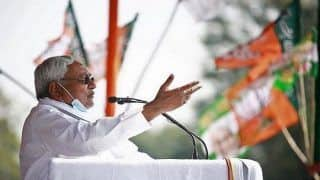 Nitish to Take Oath as Bihar CM Today   Date, Time, Venue And Other Details Here