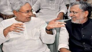 No Confusion, Nitish Will Become CM of Bihar: BJP Clears Air