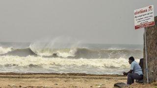 Cyclone Nivar Updates: Chennai Receives Heavy Rain Ahead of Landfall, IMD Says Storm Likely to Turn Severe