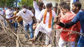 BJP MP Tejasvi Surya Charged With Trespass After Visit to Hyderabad's Osmania University