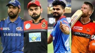 Ipl 2020 points table and updated orange cap and purple cap list ahead of playoffs 4196918