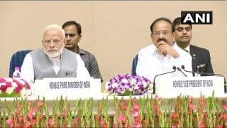 PM Modi, Vice President Naidu Greet People of Various States on Their Statehood Days