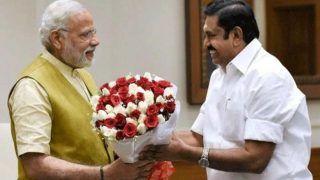 चक्रवात निवार : प्रधानमंत्री मोदी ने तमिलनाडु के मुख्यमंत्री पलानीस्वामी से की बात, मुआवजे का ऐलान