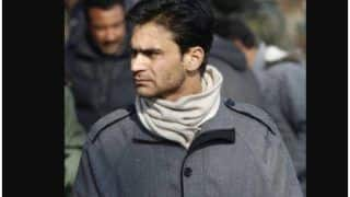 PDP's Waheed Parra Remanded to 15-Day NIA Custody for Alleged Connections with Hizbul Mujahideen