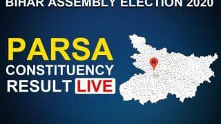 Parsa Constituency Election Result LIVE: RJD's Chhote Lal Ray Beats Chandrika Roy of JD(U)