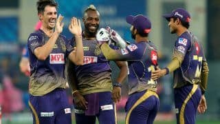 IPL 2020 Points Table Today Latest Update After KKR vs RR, Match 54: Kolkata Knight Riders Knock Rajasthan Royals Out With Big Win, CSK Eliminate Punjab; Shubman Gill Enters Top-5 in Orange Cap Tally; Jofra Archer Claims 3rd Spot in Purple Cap List