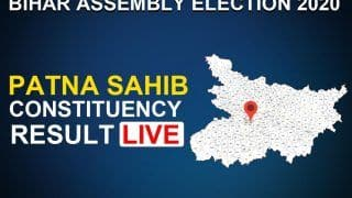 Patna Sahib Constituency Result: BJP's Nand Kishore Yadav Wins Against Congress' Pravin Singh