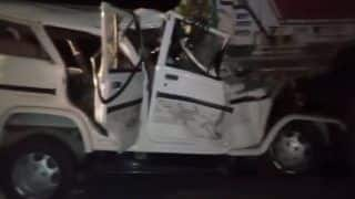 Pratapgarh Road Accident: 6 Children Among 14 Killed; CM Yogi Asks Officials to Provide Possible Aid to Victims