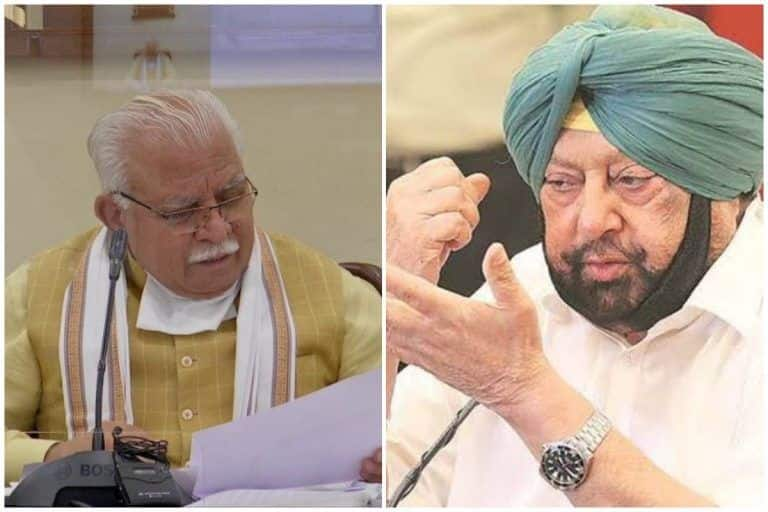 Amarinder Singh Condemns Haryana Govt's Attempts To Prevent Farmers March To Delhi
