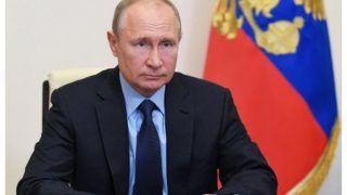 Russian President Vladimir Putin Says He's Not Ready To Recognise Joe Biden As US President