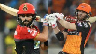 IPL 2020 SRH vs RCB Live Streaming: कब और कहां देख सकेंगें हैदराबाद-बैंगलोर के बीच एलिमिनेटर मुकाबला