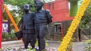 Pune Police Unveils RK Laxman's Iconic Common Man to Stress On Police-People Friendship