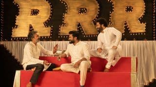 RRR Actors SS Rajamouli, Jr NTR, Ram Charan Wish Everyone a Prosperous Diwali in a Special Way