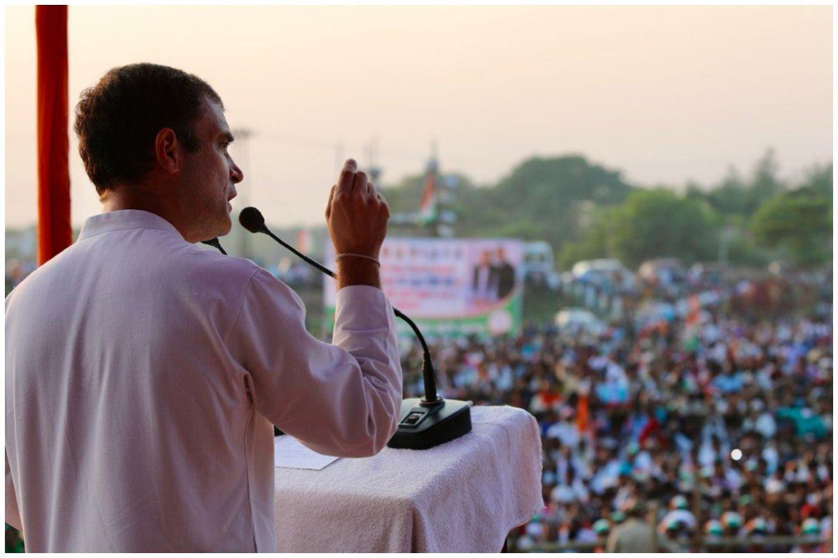 Delhi Chalo: Rahul Gandhi Backs Protesting Farmers, Says Modi Govt Will  Have To Take Back 'The Black Law'   India.com
