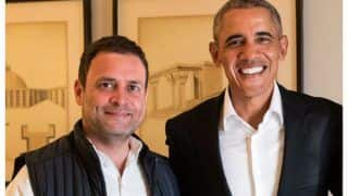 Barack Obama Finds An Interesting Observation About Rahul Gandhi, Pens It In His New Book