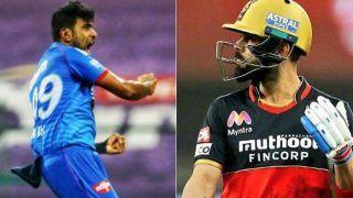 DC vs RCB: अश्विन ने पहली बार निकाला विराट कोहली का विकेट, ये हैं दोनों के बीच IPL में आंकड़े