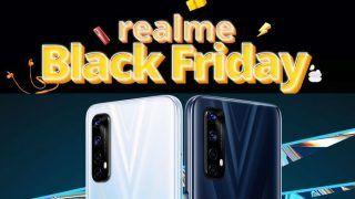 Realme Black Friday Sale Offers on Phones: रियलमी लाई ब्लैक फ्राइडे सेल, स्मार्टफोन्स पर तगड़ी छूट