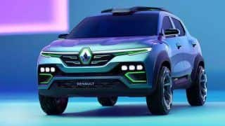 Renault Kiger Concept Version Unveiled, Likely to be Launched in India in Early 2021