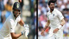 India vs Australia- ...तो ऑस्ट्रेलिया दौरे पर नहीं जाएंगे रोहित और इशांत शर्मा: रिपोर्ट