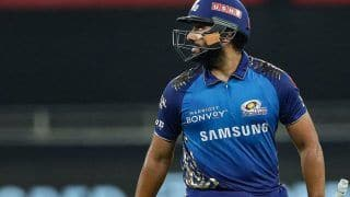IPL 2020: A Timeline of Rohit Sharma's Intriguing Injury Saga