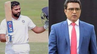 Ind vs aus sanjay manjrekar says it is still not clear about rohit sharmas injury 4208988