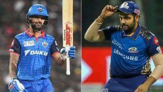 MI vs DC, 1st Qualifier: शिखर धवन ने बनाया रोहित शर्मा को आउट करने का गेम प्लान, बोले- उनकी लय...