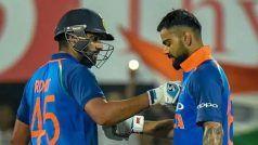 India vs Australia: रोहित की चोट पर बोले Virat Kohli- हमें अभी तक कुछ क्लियर नहीं