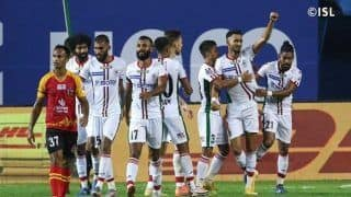 ISL 2020-21 Match Report: Roy Krishna, Manvir Singh Seal ATK Mohun Bagan's First Derby Win, Beat SC East Bengal 2-0