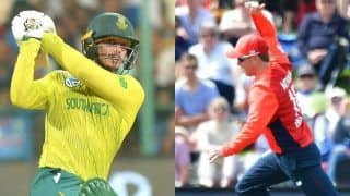 Live Streaming Cricket South Africa vs England 1st T20I
