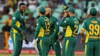 इंग्लैंड के खिलाफ सीरीज से पहले कोरोना पॉजिटिव हुआ दक्षिण अफ्रीका क्रिकेटर; आइसोलेशन में गए तीन खिलाड़ी