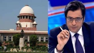 Republic TV Editor-in-Chief Arnab Goswami Granted Interim Bail By Supreme Court In 2018 Suicide Case