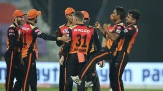 IPL 2020 Playoffs Scenarios: DC And RCB Suffer Heavy Defeats, Six Teams Still in Contention