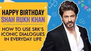 Video: क्या आप भी बोलते हैं शाहरुख खान के ये आइकॉनिक डायलॉग्स? नहीं..! तो अभी ट्राई करें