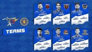 TUS vs LIO Dream11 Team Prediction Siechem Pondicherry T20 Match 17: Captain, Vice-captain, Fantasy Playing Tips And Probable XIs For Today's Tuskers XI vs Lions XI T20 Match at Cricket Association Pondicherry's Siechem Ground 09:30 AM IST November 21 Saturday