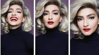 Sonam Kapoor Steps into the Shoes of 'Marilyn Monroe' and Looks Oh-So-Pretty, See PICS