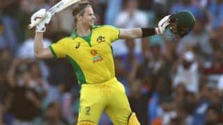 Ind vs aus steve smith becomes 4th to register hattrick of century against india 4231234