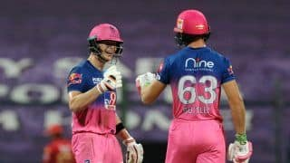 IPL 2020 Match Preview: Ben Stokes Inspired Rajasthan Royals Eye Playoffs Berth, Set to Face Struggling Kolkata Knight Riders in Dubai